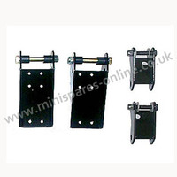 Front coilover brackets