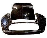 fibreglass front end