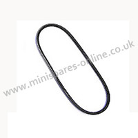 Fan belt, 838mm, 998cc larger pully alternators for classic Mini