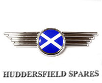 St. Andrews bonnet badge