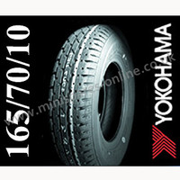 Yokohama A008 165/70/10 tyre for classic Mini