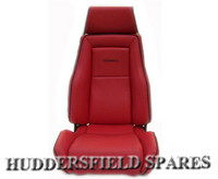 Cobra recliner red seat