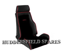 Cobra Recliner seats for Classic Mini