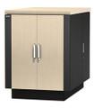 APC® NetShelter CX 18U Soundproof Enclosure #AR4018A
