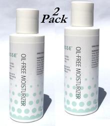 OIL-FREE MOISTURIZER - 2 oz. - 2 Pack