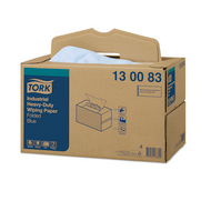Tork Industrial Heavy-Duty Wiping Paper Handy Box (130083)