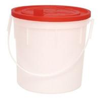 Challenge Plastics Minnow Bucket, 4-Quart