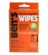 Ben's 30% Travel Size Wipes