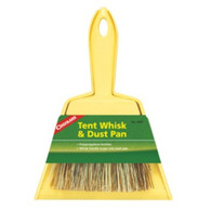 Coghlans' Tent Whisk & Dust Pan