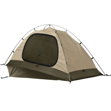 Image 1  sc 1 st  Go2 Outfitters & Eureka Down Range Solo Tactical Tent - Go2 Outfitters