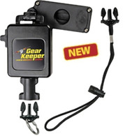Gear Keeper RT3-7612 Retractable Instrument Tether w/ Multi-Mount Belt Clip