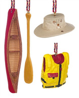 GSI Paddling Ornament Set