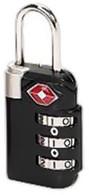 Lewis N Clark Combination Lock, 3 Dial