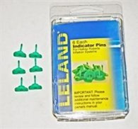 Green Indicator Pins for Inflatable Life Jackets / PFDs