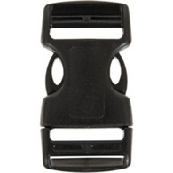 "Buckle,  1"" Dual Adjust Side Release"