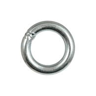 Liberty Mountain Fixe Rappel Ring Stainless Steel