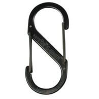 Nite Ize Carabiner, S-Biner Size #1, Black