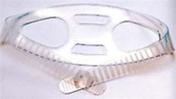 Silicone Mask Strap (Clear or Black)