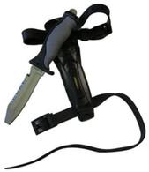 Blunt Tip Titanium Dive Knife - KF595