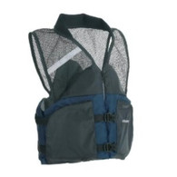 Stearns Collard Angler's Vest PFD  - TAUPE - SMALL