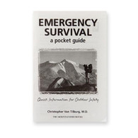 The Mountainers Books Emergency Survival Pocket Guide