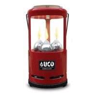 UCO Candelier Painted Lantern - Red