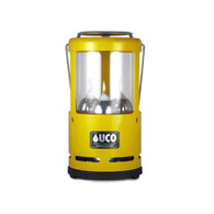 UCO Candelier Painted Lantern - Yellow
