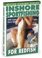 DVD - Inshore Sportfishing for Redfish