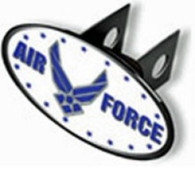 Trailer Hitch Cover - Air Force - WP224