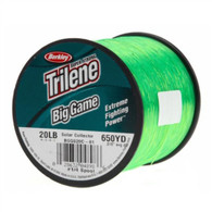 Berkley Trilene Big Game 20lb. 650yards Monofilament Fishing Line - Solar
