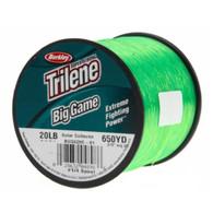 Berkley Trilene Big Game 20lb. 650yards Monofilament Fishing Line - Solar
