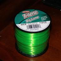 Berkley Trilene Big Game 40lb. 370 Mono - Solar