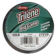 Berkley Trilene Big Game 50lb. 275yards Monofilament Fishing Line - Clear