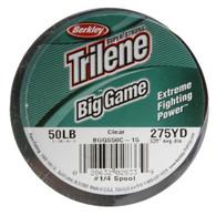 Berkley Trilene Big Game 50lb. 275yards Monofilament Fishing Line - Clear