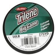 Berkley Trilene Big Game 50lb. 275yards Monofilament Fishing Line - Green