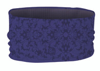 UV Headband Buff - Siena Purple