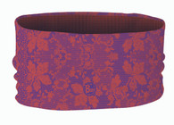 UV Headband Buff - Can Can Orange
