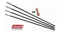 Coleman Replacement Tent Pole Kit 4 Sections 9.5mm