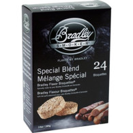Bradley Smoker Special Blend Bisquettes - Set of 24