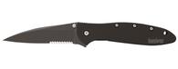 Kershaw Leek Serrated Edge Folding Knife 1660CKTST
