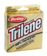 Berkley Trilene 100% Fluorocarbon Clear 20 lb. 200 Yd.  Filler Spool
