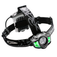 Princeton Tec Apex 200 Lumen Black With Green LED Headlamp