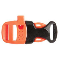 Liberty Mountain 3/4 Inch Whistle Buckle Orange/Black