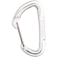 Cypher Electrolite Straight Wire Gate Carabiner