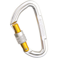 Cypher Electrolite Straight Keylock Screw Gate Carabiner