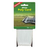 """Coghlan's Poly Cord - White 100' x 1/4"""" #1082"""