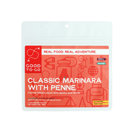 Good To Go Classic Marinara With Penne - Two Servings