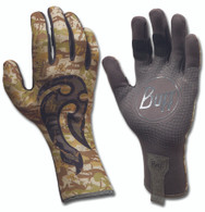 Buff Sport Series Angler MXS 2 Gloves Bug Slinger Maori Hook