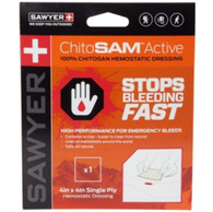 "Sawyer ChitoSAM Active 4x4"" Single Ply"