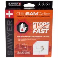 "Sawyer ChitoSAM Active 3""X6' Z-Fold"
